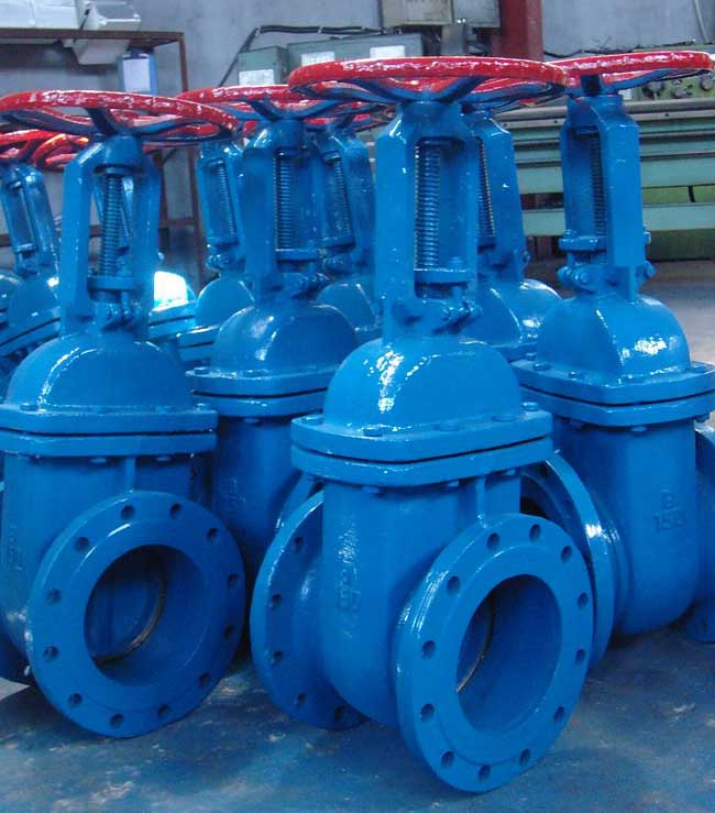 Cast Iron(CI) gate valve