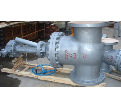 DIN Cast Steel Gate Valve