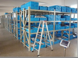 Stock warehouse for SS valves