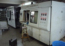 Automation wax injection machine