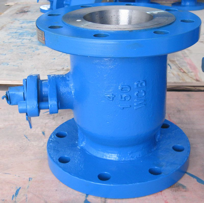 ANSI Integral flanged ball valve